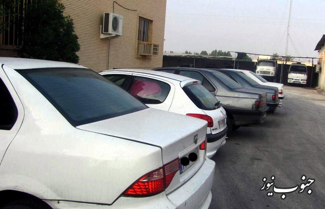 شوتی های جاده بار قاچاق عامل اصلی جولان خودروهای شوتی/ امکانات پلیس به ...