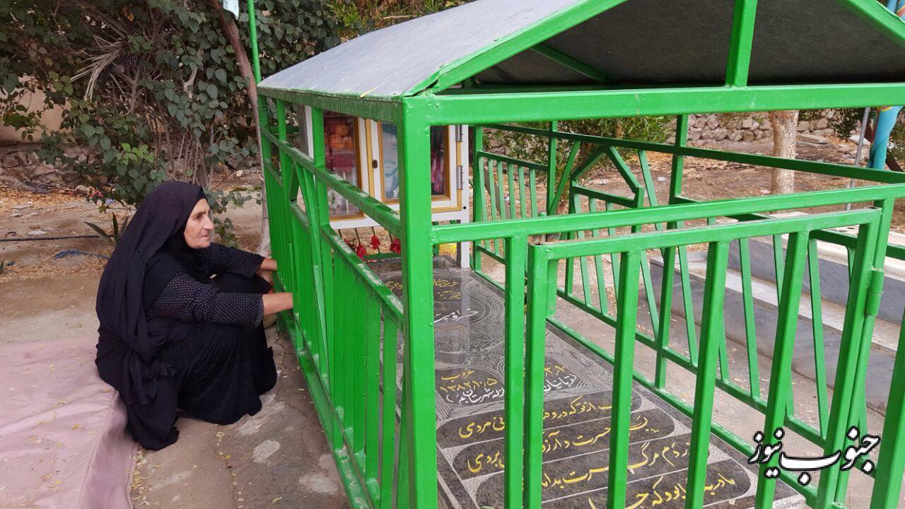 بم لرزید و زندگی زنی در دشتستان برای همیشه آوار شد +عکس